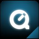 quicktime,glow icon