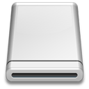 removable,drive,classic icon