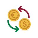 currency, banking, money, business, bag, bank, graphic icon