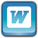 Microsoft, Word icon