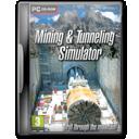 %, Mining, Simulator, Tunneling icon