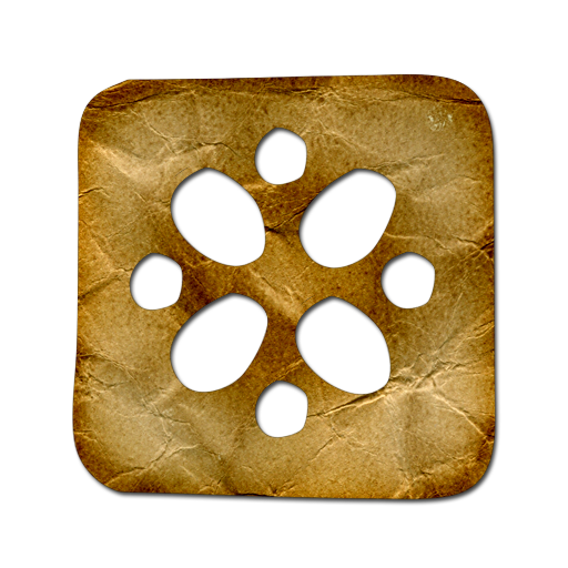 ziki, square, logo icon
