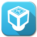 Apps virtualbox B icon