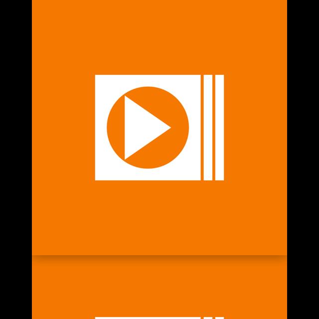 mirror, window, player, media icon