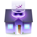 home, house, homepage, building icon