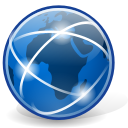 internet, application icon