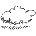 climate, weather, cloud icon