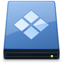 BootCamp Disk xp icon
