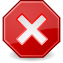 stop, process icon