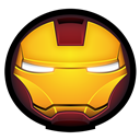 Iii, Iron, Man, Mark icon