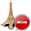 Delete, Torreeiffel icon