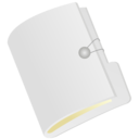 document,folder,white icon