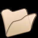 folder,beige icon