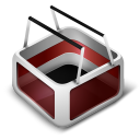 Cart Red icon