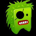 Green creature icon