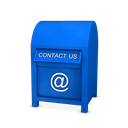 Contact, Us icon