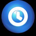 time, clock, cute icon