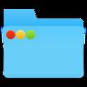 Folder Traffic icon