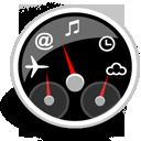 Dashboard, Widgets icon