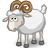 person, profile, user, human, people, member, man, account, male, sheep icon