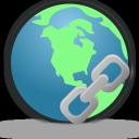Hyperlink, Insert icon
