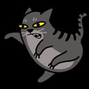 Cat, Fight icon
