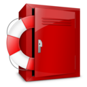 locker,help icon