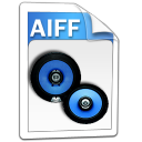 audio, aiff icon