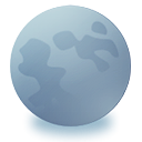 browser, planet, earth, moon, world icon