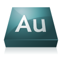 adobe, audition icon