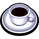 food, coffee, cup icon