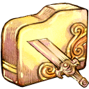 folder, brokensword icon