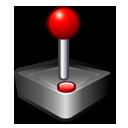 Arcade, Games, Joystick, Package icon