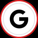 google, media, brand, social, logo icon