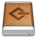 Branded SCSI icon
