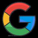 media, network, google, social, search icon