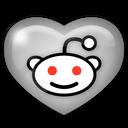social, media, reddit icon