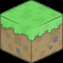 3D Grass icon