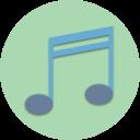 volume, sound, media, audio, melody, player, music icon