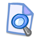 find, file, search, document, paper, seek icon