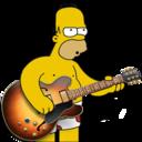 garage,band,homer icon