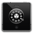 Disk, Iphone icon