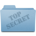 top,secret icon