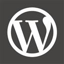 Logo, Metro, Wordpress icon