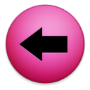 prev, backward, left, arrow, back, previous icon