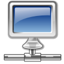 Hosting, Local, Network icon