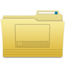 Folders Desktop Folder icon