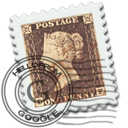 gmail, email, england, stamp icon