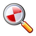 search, magnifying glass, zoom icon