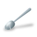 Dessert, Spoon icon